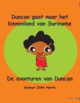 De avonturen van Duncan 2 - Duncan gaat naar het binnenland van Suriname