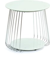 design salontafel RIVOLI wit