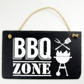 leisteen BBQ zone