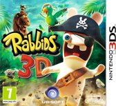 Raving Rabbids 3D - 2DS + 3DS