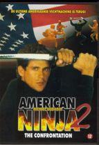 American Ninja 2 (dvd)