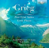 Grieg: Peer Gynt Suites And Lyric P