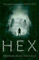 Omslag van 'Hex'