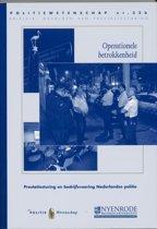 Politiewetenschap 32 - Operationele betrokkenheid