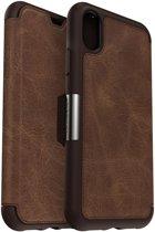Otterbox Otterbox Strada Case voor Apple iPhone XR - Bruin