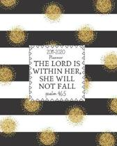 The Lord is Within Her, She Will Not Fall