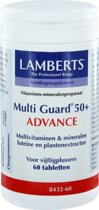 Lamberts MultiGuard 50+ Advance 60 tabletten