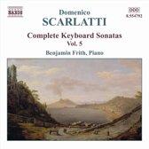 Scarlatti:Keyboard Sonatas V.5