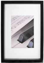Henzo Fotolijst - Piano - Fotomaat 20x30 cm/ 30x40 cm - Zwart