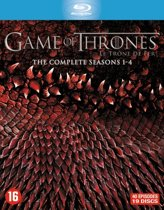 Game Of Thrones - Seizoen 1 t/m 4 (Blu-ray)