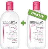 Bioderma Sensibio Micellair Water 1 + 1 gratis