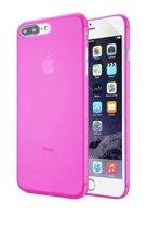 Apple iPhone 7 Plus smartphone hoesje tpu siliconen case roze
