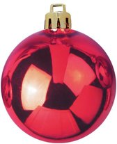 Europalms Kerstbal 7cm, red 6x