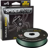 SPIDERWIRE DURA-4 BRAID GROEN 0.20MM 150MTR