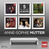 Anne-Sophie Mutter . Five-In-O