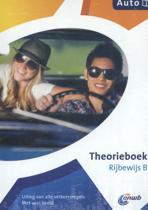 ANWB rijopleiding - Theorieboek Rijbewijs B - Auto + cd-rom