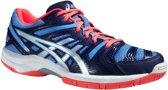 Asics Gel-Beyond 4 Junior  Sportschoenen - Maat 35 - Unisex - blauw/oranje/wit