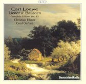 Loewe: Lieder & Balladen Vol 13 / Elsner, Garben