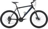 Ks Cycling Fiets Ks Cycling Mountainbike 26 inch hardtail-mountainbike GTZ met 24 versnellingen zwart/blauw -