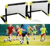 ProSummer Voetbalgoals - 2 stuks - Voetbal Doeltjes voor Kinderen