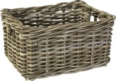 FastRider Fietsmand Junior - Rotan - 8 liter - Naturel