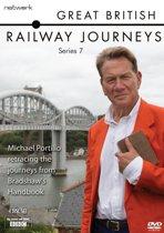 Great British Railway Journeys: The Complete Series 7 [DVD]