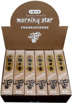 Nippon Kodo Morning Star - Frankincense - Japanse wierook - 12-pack - Gratis Verzending!!!