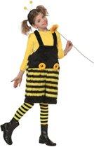 Carnaval Bijen tuinbroek meisje Mac Bee Maat 116