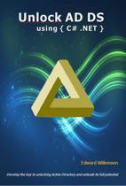 Unlock AD DS Using C# .Net