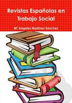 Revistas Espanolas En Trabajo Social