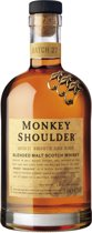 Monkey Shoulder Blended Malt Whisky - 70 cl
