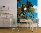 Unilith Behang Hawaii - 4-delig fotobehang  - 270 × 194 cm - no. 14913