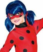 Ladybug™ pruik voor meisjes - Verkleedpruik - One size