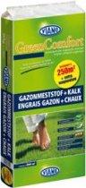 Gazonmeststof + kalk zak 20kg NPK 6+3+4 (MgO)