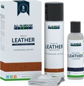 Leather Care & Protect Kit - For Brushed Leather