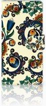 Huawei Mate 20 Boekhoesje Design Barok Flower