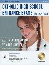 Catholic High School Entrance Exams W/CD-ROM 2nd Ed.