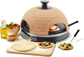Emerio PO-110449 - Pizzaoven - 4 persoons
