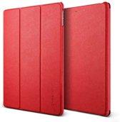 VRS Design Saffiano K1 leather case Apple iPad 9.7 2018 - Apple iPad 2017 - rood