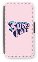 Samsung Galaxy S6 Flip Hoesje - Superlady