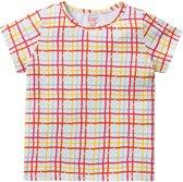 Jersey T-shirt Tins wit