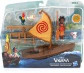 Disney Vaiana avontuurboot mini