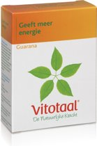Vitotaal® Guarana - 45 capsules - Voedingssupplement