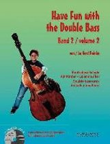 Have Fun with the Double Bass + CD