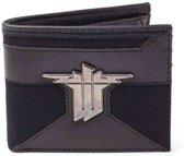Wolfenstein 2 - Metal Badge Logo Wallet
