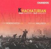 Khachaturian: Violin Concerto, etc / Mordkovitch, Wallfisch