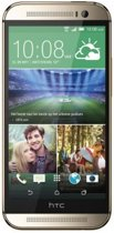 HTC One M8 - Goud