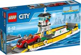 "Lego City nr. 60119 ""Ferry Veerpont Veerboot""."