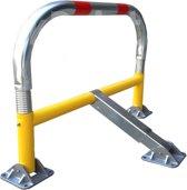 Parkeerbeugel handmatig VISO STOPCRASH-Verschillend sluitende cilinder