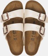 Birkenstock Arizona slippers wit  - Maat 37